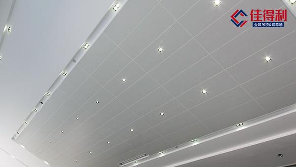 铝扣板吸顶灯拆卸图解如何操作?