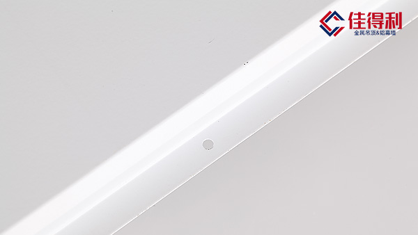 明架跌级铝扣板吊顶595*595