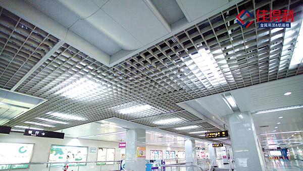 铝格栅吊顶人工费多少钱一平?
