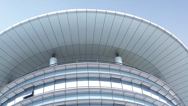 喷涂弧形铝单板前的七个处理过程