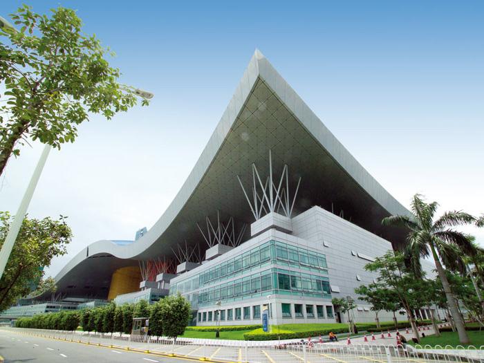 海南省博物馆铝幕墙工程项目