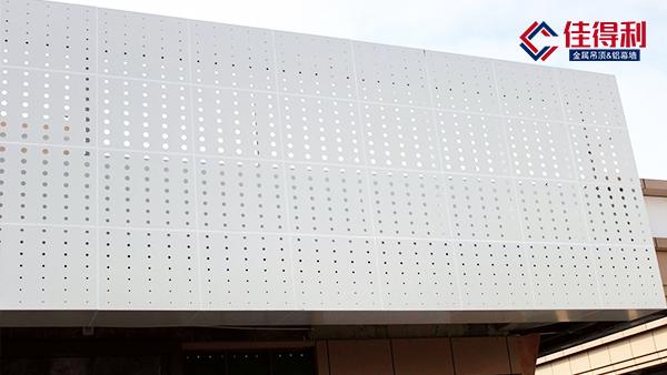 佳得利铝单板表面处理常用的工艺有哪些?