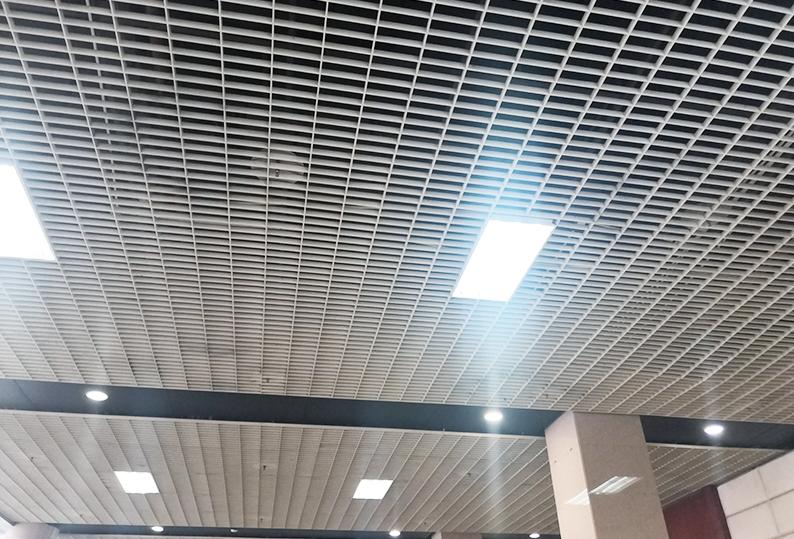 铝格栅吊顶 (33)
