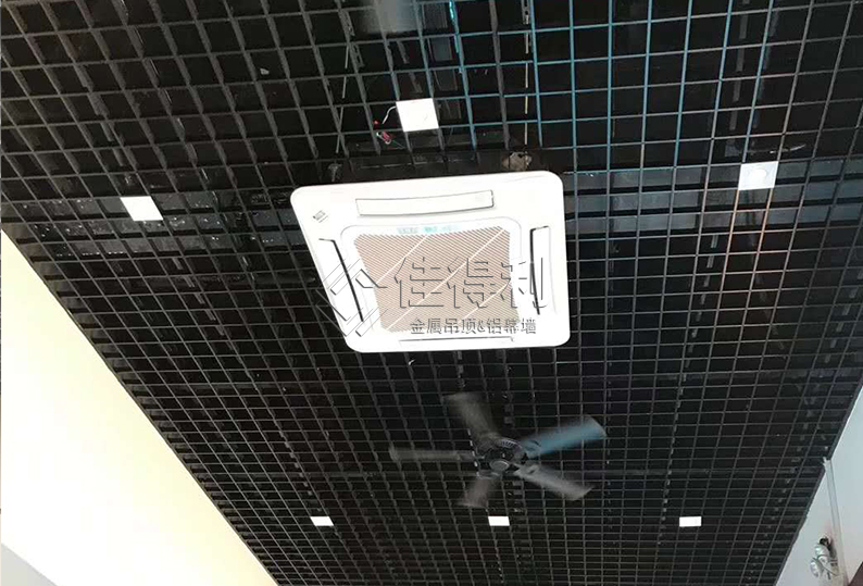 铝格栅吊顶 (3)