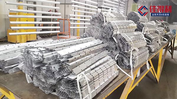 佳得利的铝格栅尺寸都有哪些?