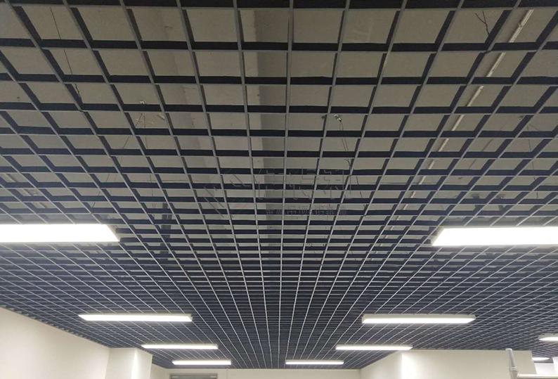 铝格栅吊顶 (23)