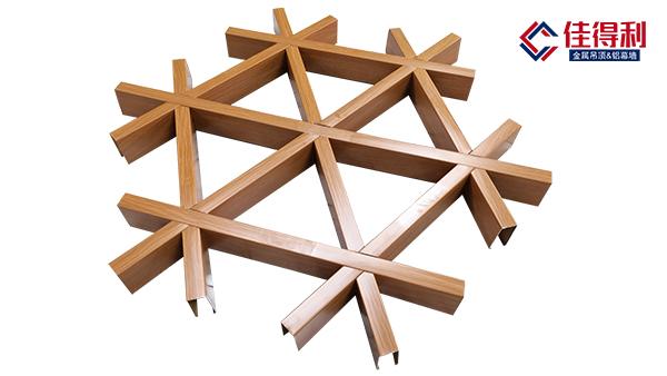 铝格栅板一般用在哪些场所会事半功倍