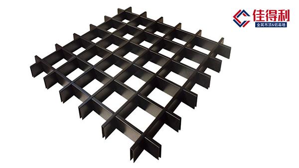 购买成品铝格栅吊顶需要注意些什么