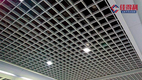 市面上常用的铝格栅规格尺寸都有哪些