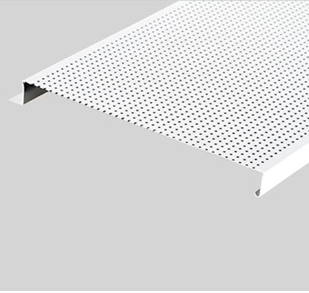 H型条扣铝天花