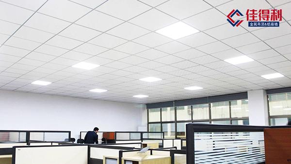 关于铝扣板天花施工安装的正确工序