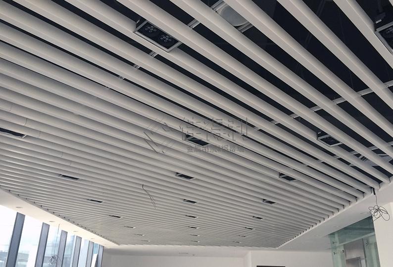铝方通吊顶 (18)