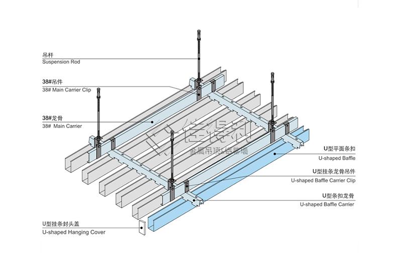 铝方通吊顶 (17)