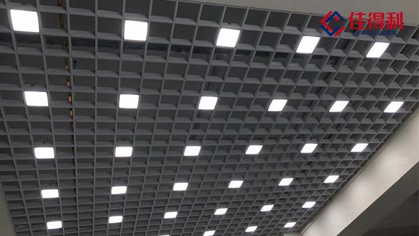 安装铝格栅吊顶天花必不可少的步骤