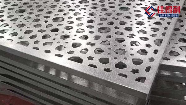 铝单板幕墙表面处理的材料是什么?