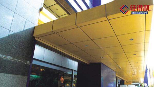 幕墙铝单板在应用中有哪些优势
