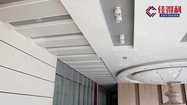 外墙铝单板幕墙清洁保护需要注意