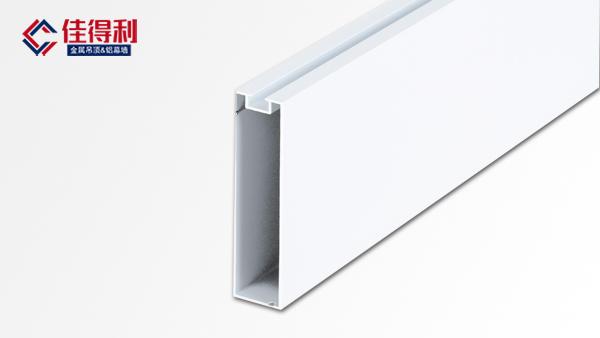 型材铝方通吊顶