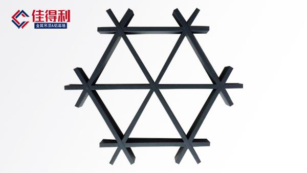 三角型格栅