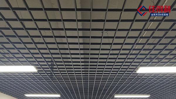 铝格栅吊顶怎么选?铝格栅批发厂家带你看一看