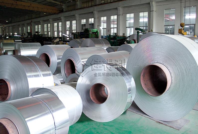 铝矿棉复合板8