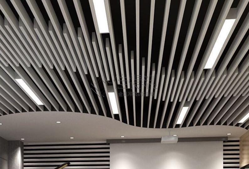 铝方通吊顶 (14)