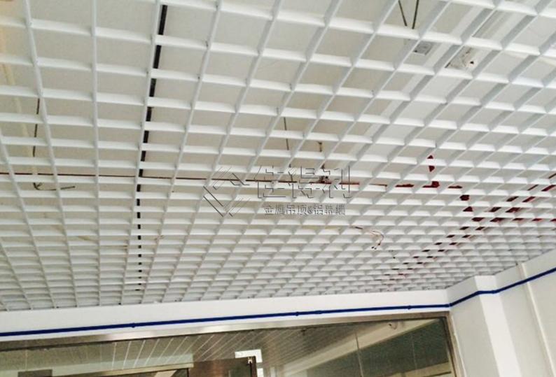 铝格栅吊顶 (24)