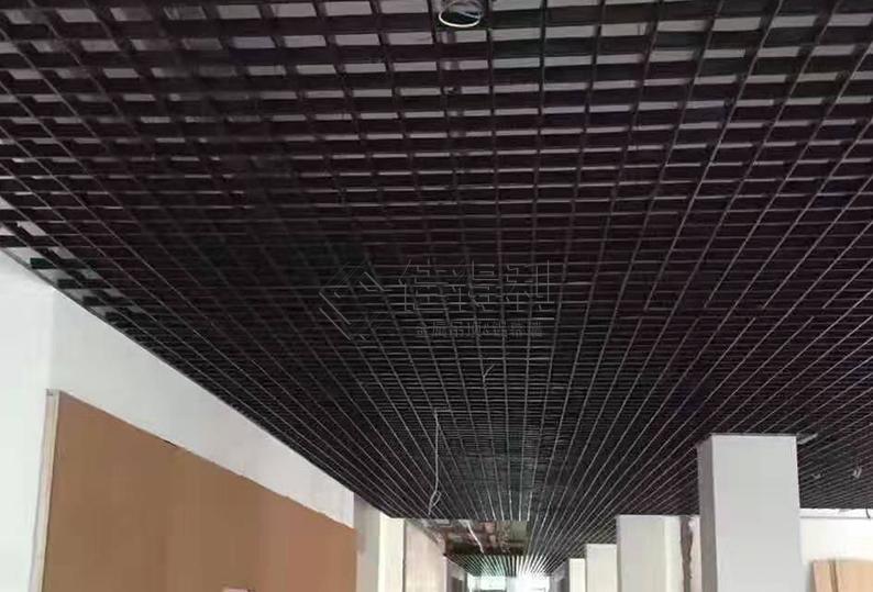 铝格栅吊顶 (18)