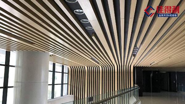 外墙铝方通厂家厂从佳得利建材了解